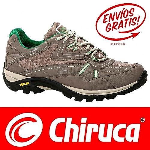 Zapatillas CHIRUCA Kenia 01 Goretex - Color - Gris, Talla - 40: Amazon.es: Zapatos y complementos