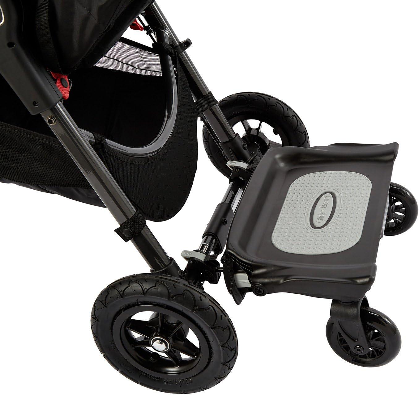 si/ège amovible et assemblage de la p/édale auxiliaire de la poussette Planche /à poussettes avec si/ège debout Baby Jogger ORCCAC Pink
