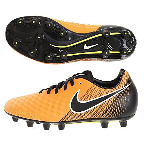 Nike Men s Yellow Magista Onda II HG-E Football Shoes  Buy Online at ... 639c7ee750c