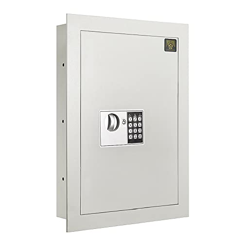 7700 Flat Electronic Wall Safe