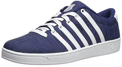 a90cdc9ac78094 Amazon.com | K-Swiss Men's Court Pro Ii T CMF Sneaker | Fashion Sneakers
