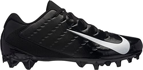 Nike Mens Vapor Untouchable Varsity 3 TD Football Cleat Black//White//Anthracite Size 11.5 M US