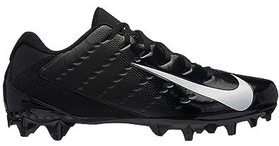 d7e311fa4 Nike Men's Vapor Untouchable Varsity 3 TD Football Cleat  Black/White/Anthracite Size 8.5