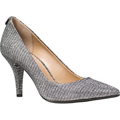 MICHAEL Michael Kors Claire Glitter Chain Mesh Dress Pumps 461lwH0Wz
