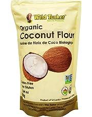 Wild Tusker Organic Coconut Flour, 500g