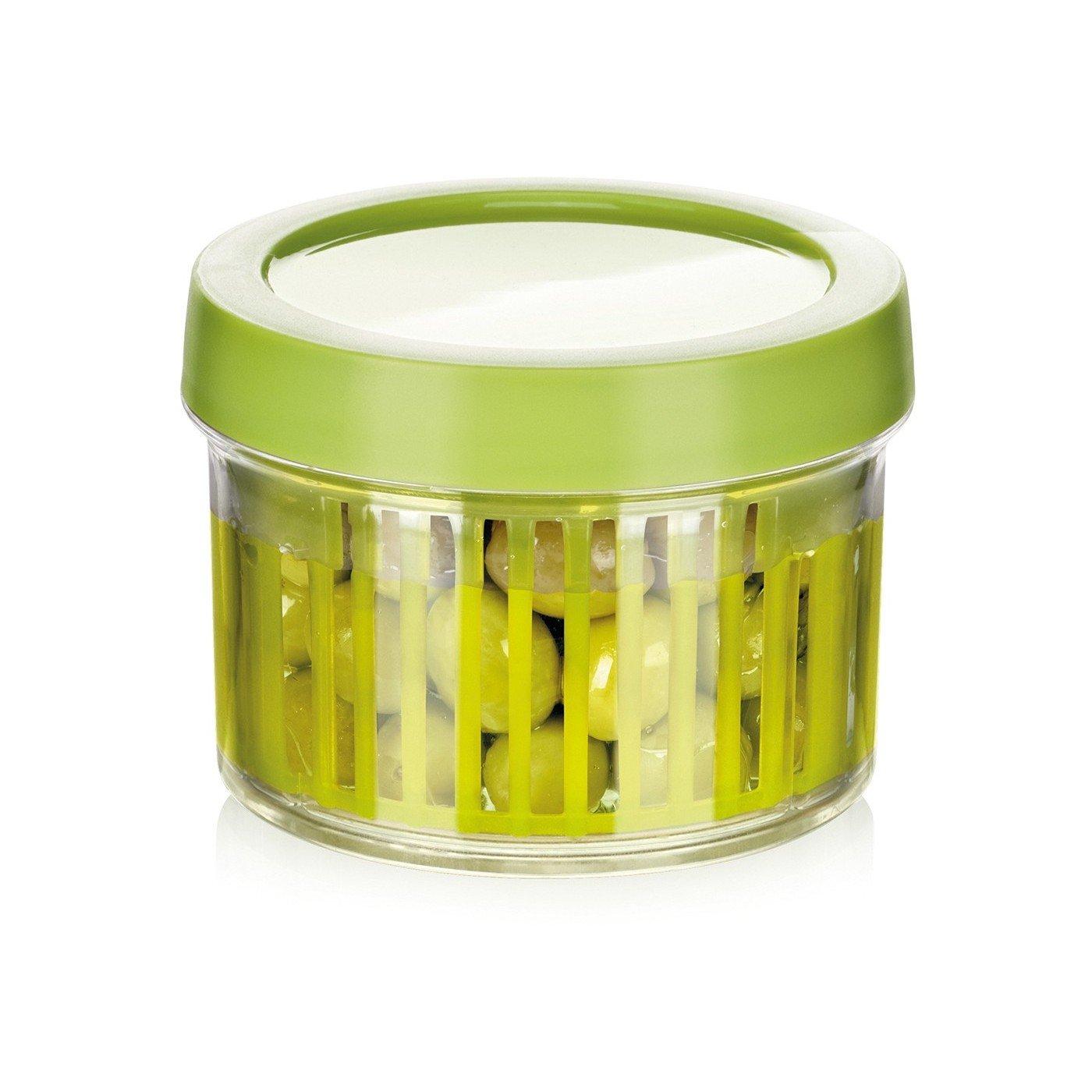 Unbekannt Essiggurken Beh/älter Pickle Jar Butler und Beh/älter f/ür eingelegtes Gem/üse Oliven etc