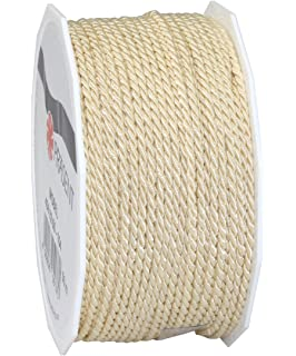Spitzenband 15cm x 10m Creme