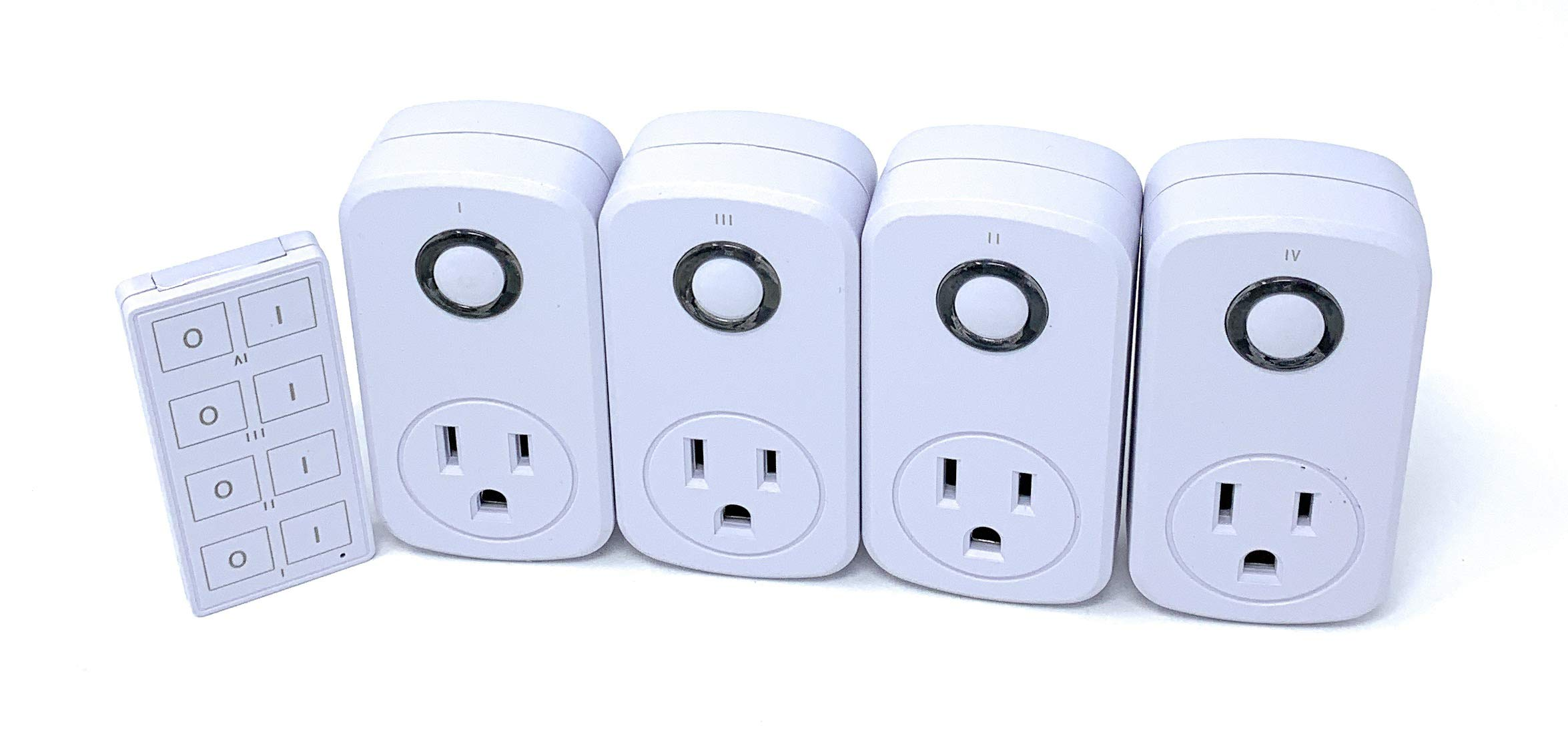 Black Friday Deal: Prime Wireless Indoor Remote Controlled Outlets (100ft Range) by Prime (Image #2)