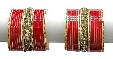 Red bridal chura online dating