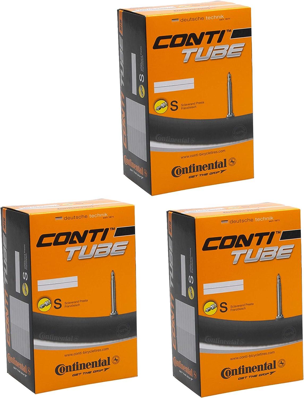 "Cross 28/"" 700 C Continental x 32-47 622 presta valve 42 mm-bicycle inner tube"