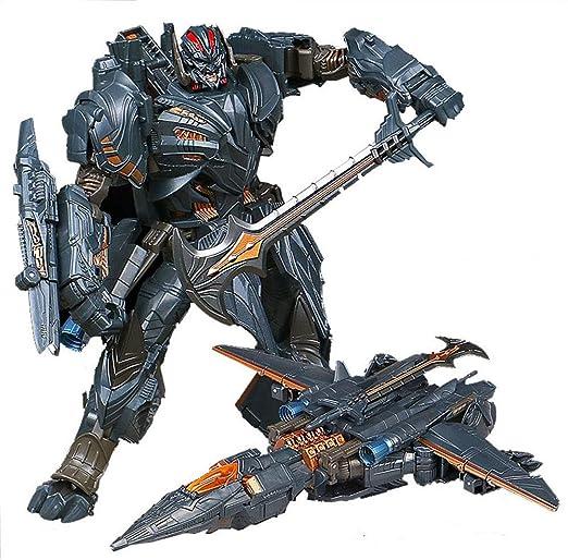 MFWJ Aleación de Transformers Megatron avión del Juguete de la ...