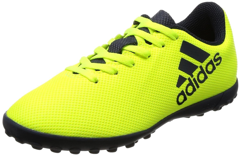 Adidas X 17.4 TF, Chaussures de Mixte Football Compétition Mixte de Enfant 36 2/3 EU|Jaune (Amasol/Tinley/Tinley) aedaa0