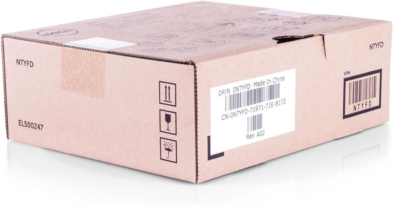 Original Dell 742-10355 Dell C 3765 dnf Collecteur de Toner Usag/é M20HF