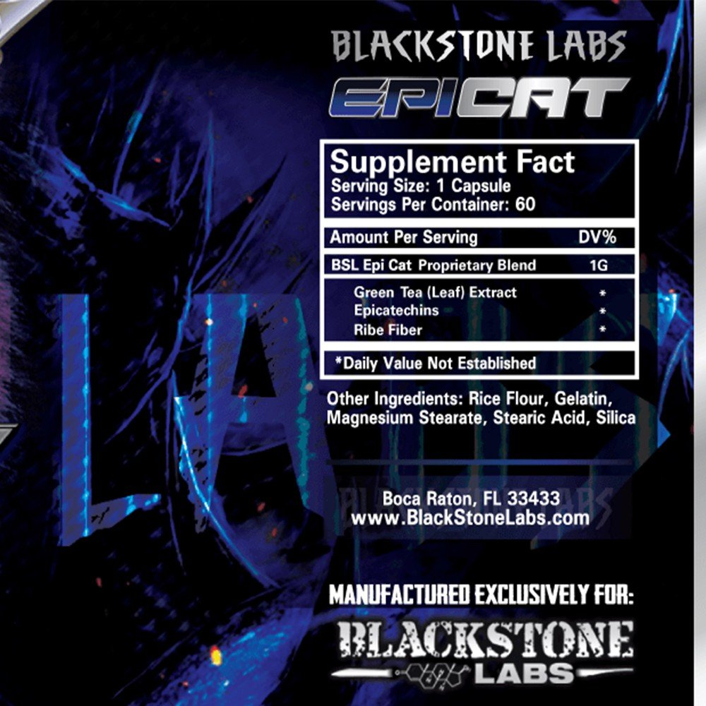 Blackstone Labs, EpiCat 60 Capsules: Amazon co uk: Health