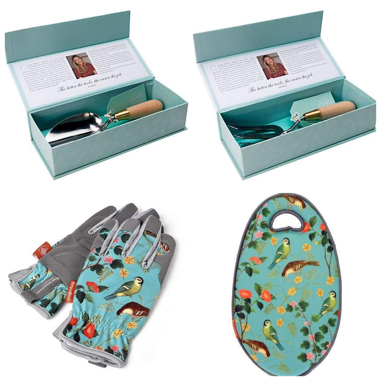 Burgon & Ball Sophie Conran -Luxury Gardening Tools Gift Set