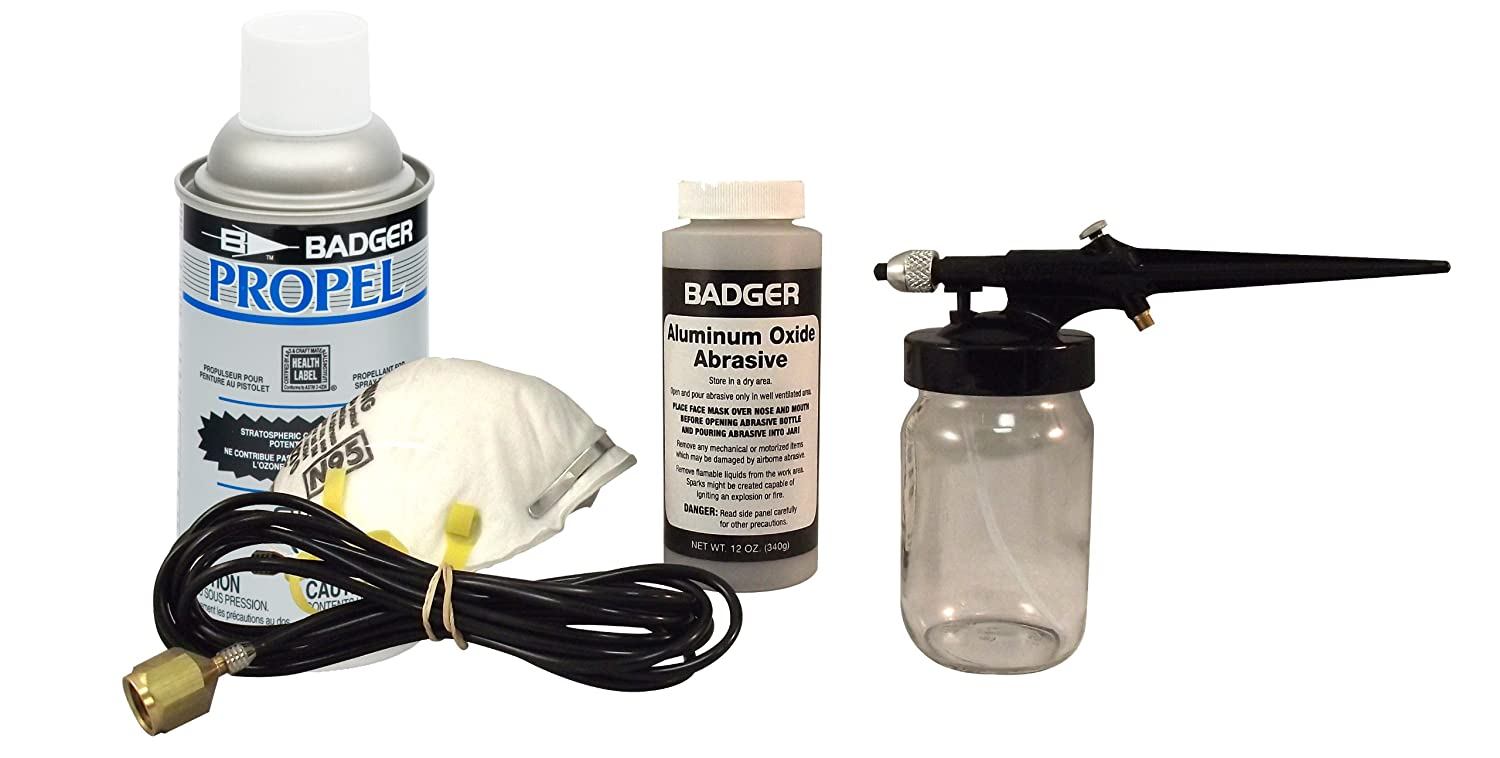 Badger Air-Brush Co  260-3 Abrasive Gun with Propel