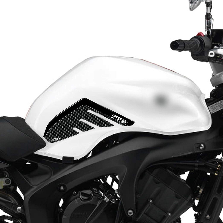 Protezioni Laterali Adesivi 3d Compatibili Con Yamaha Fz6