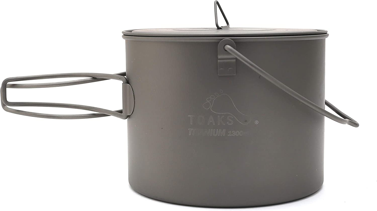 Toaks 1300 Pot with bail handle