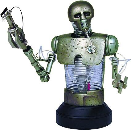 Gentle Giant Star Wars Empire Strikes Back Han Solo Mynock Hunt Mini-Bust New