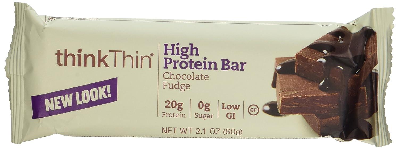 Think Thin 20 Pack (2 X Box of 10)- (Chocolate Fudge)