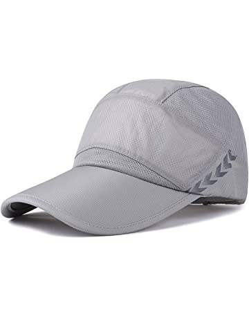 48508300 iBasingo Soft Brim Lightweight Rainproof Breathable Sport Running Baseball  Cap Men and Woman Quick-Dry