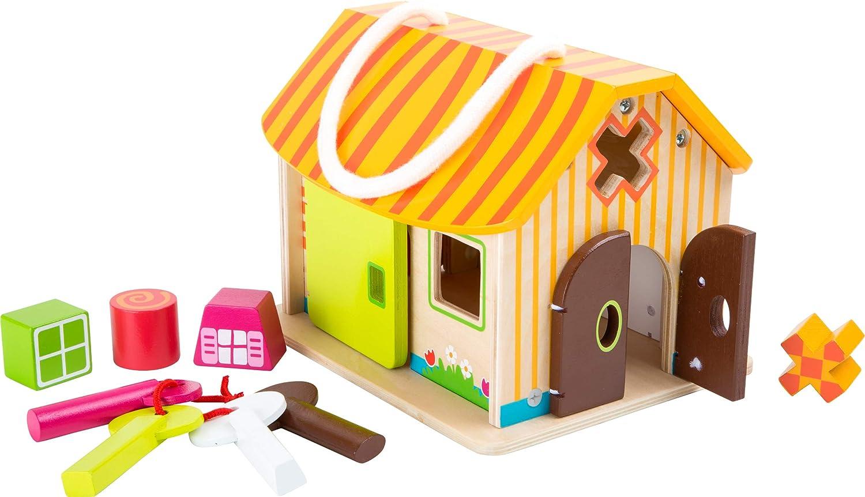 Legler- Encajar casa, 3 a&ntildeos (10315) , color/modelo surtido