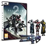 Destiny 2 w/ Salute Emote (Exclusive to Amazon.co.uk) (PC)