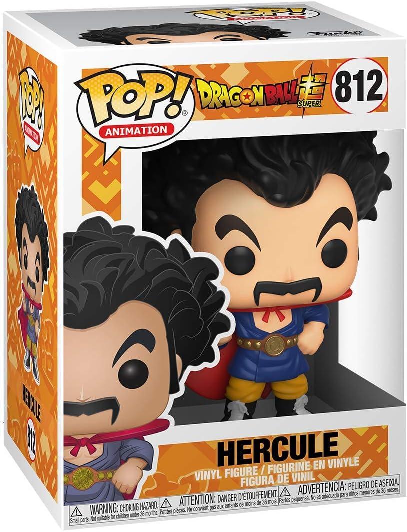 Funko 47682 POP Animation Dragon Ball Super S4-Hercule Sammelbares Spielzeug Mehrfarben