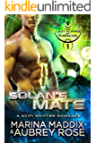 Solan's Mate: A BBW Shifter Romance (The Last Alphas of Thracos Book 1)