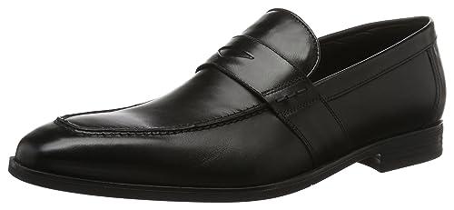 Geox U New Life a, Mocasines para Hombre: Amazon.es: Zapatos y complementos