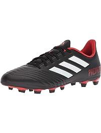 adidas Men s Predator 18.4 Firm Ground Soccer Shoe 0644c54db9739