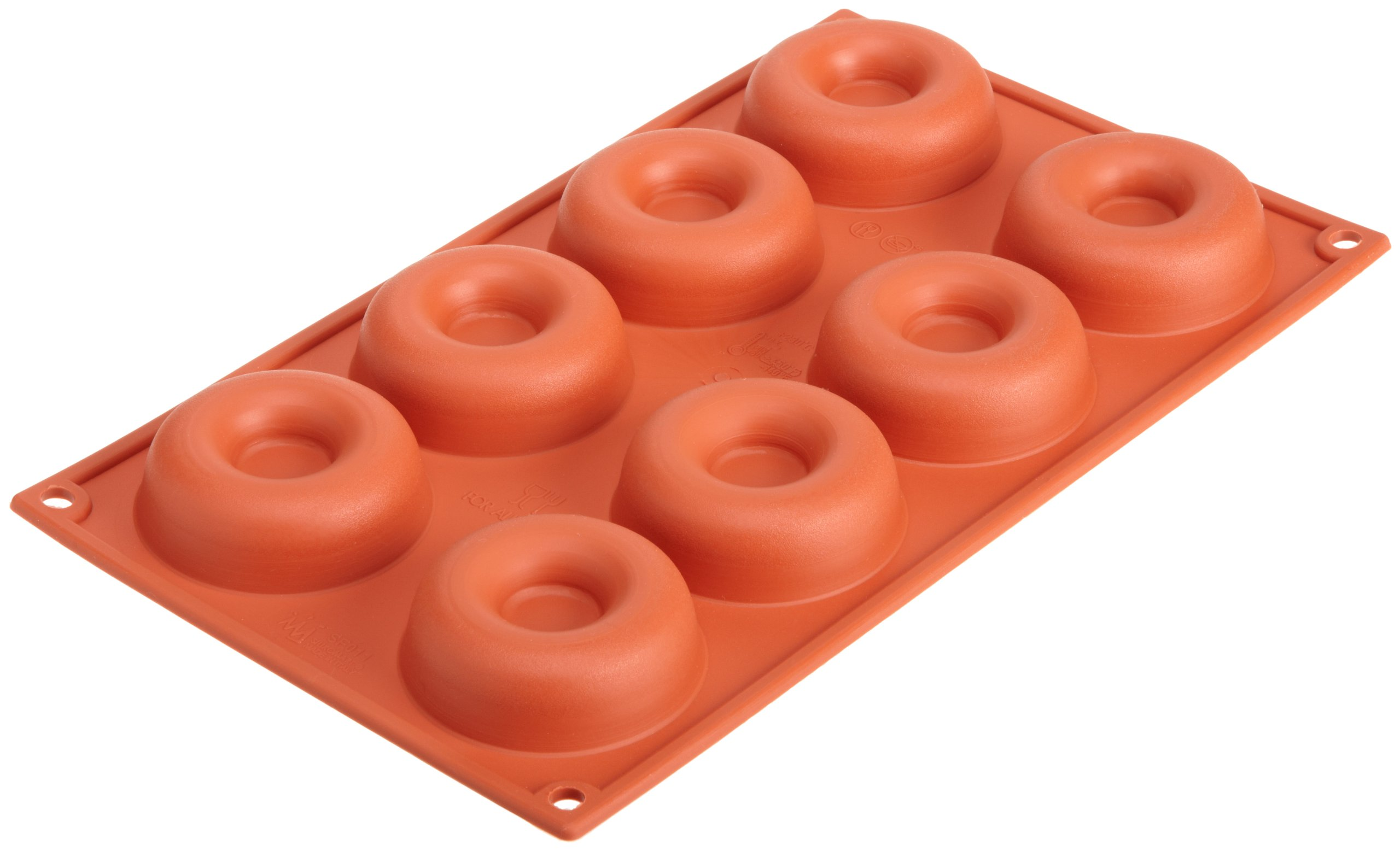 Silikomart Siliconflex Small Savarin Mold by Silikomart