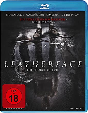 Leatherface Fsk 18 The Source Of Evil Blu Ray Amazonde