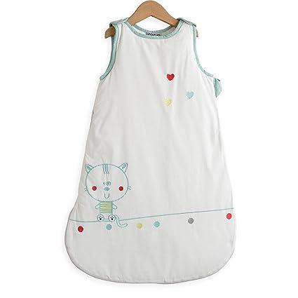 Kinousses gato alors. Saco de dormir para bebé 70 cm 0 – 6 meses