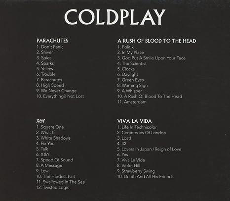 Pack: Coldplay: Coldplay: Amazon.es: Música