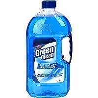 GREEN CLEAN (AL EMLAQ) GLASS CLEANER 2 LTR Blue(Pack of 1)
