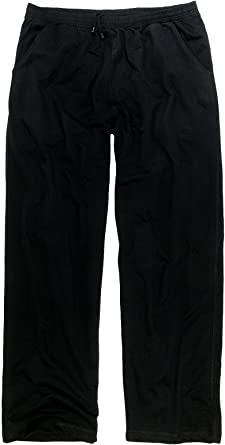 Adamo pantalón de chándal Negro en Tallas XXL, 2xl-8xl:5XL: Amazon ...