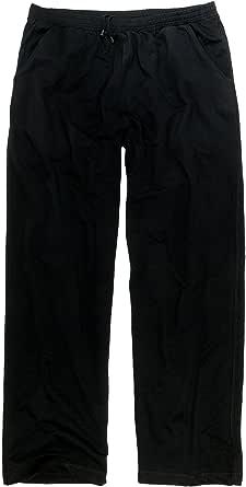 Adamo pantalón de chándal Negro en Tallas XXL, 2xl-8xl:7XL: Amazon ...