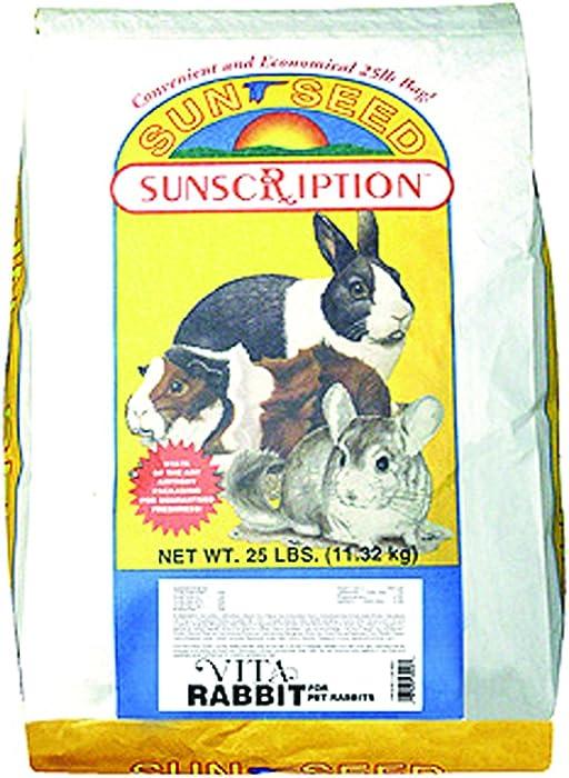 Sunseed Vita Rabbit Food