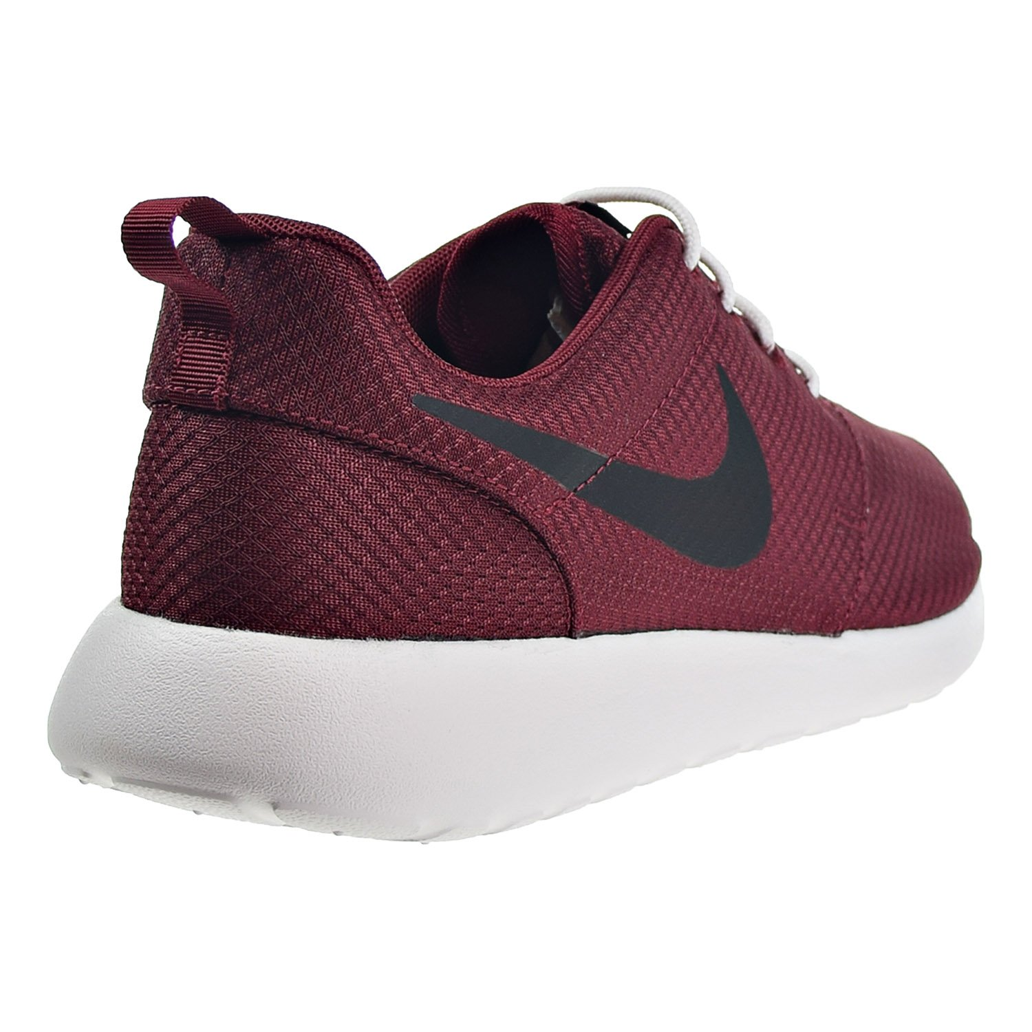 8076083be52 Nike Roshe One Mens Shoes Team Red Black Summit White 511881-607 (9 B(M)  US)  Buy Online at Low Prices in India - Amazon.in