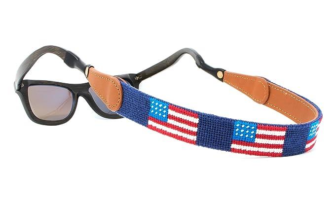 Amazon.com: Huck Venture - Sujetador de correa para gafas de ...