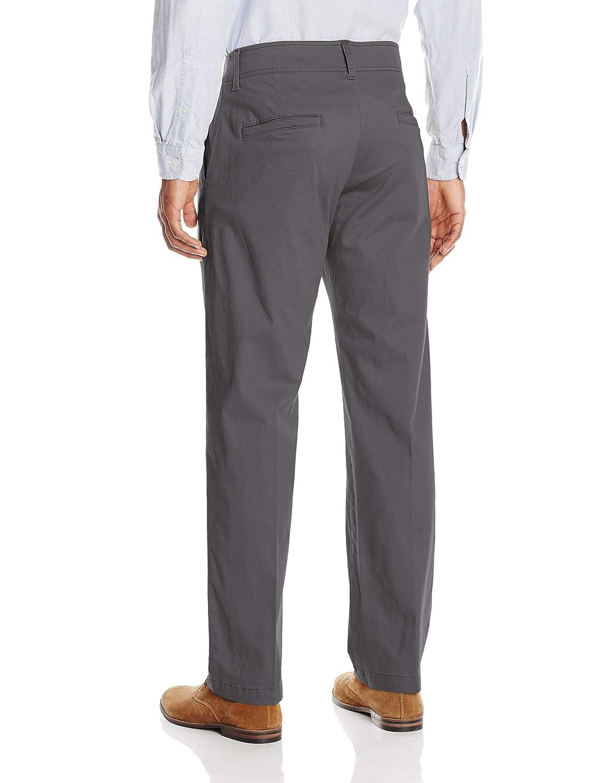 3464768980 Lee Men's Big-Tall Performance Series Extreme Comfort Khaki Pant ...