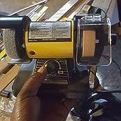 Truepower 199 Mini Multi Purpose Bench Grinder And