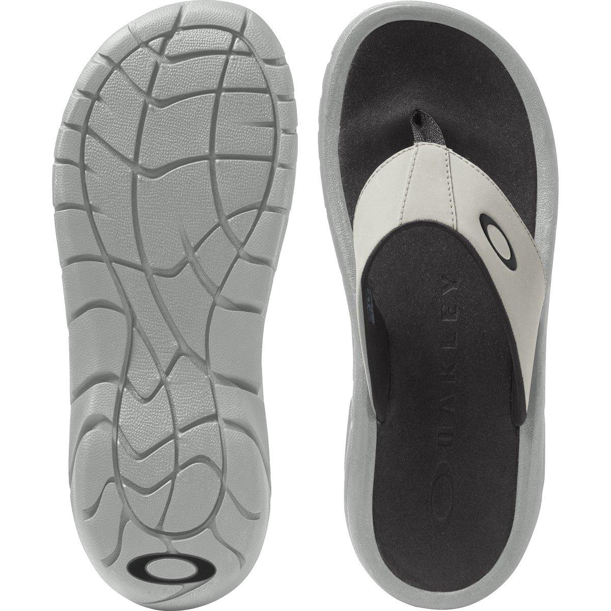 Oakley Men's Supercoil 2.0 Sandals,11,Stone Gray