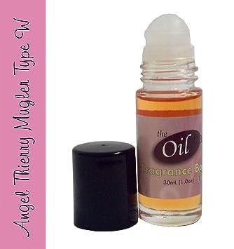 183d1a431bcd Amazon.com   Fragrance Roll-on  Angel Thierry Mugler Type W - 1oz (30ml)    Beauty