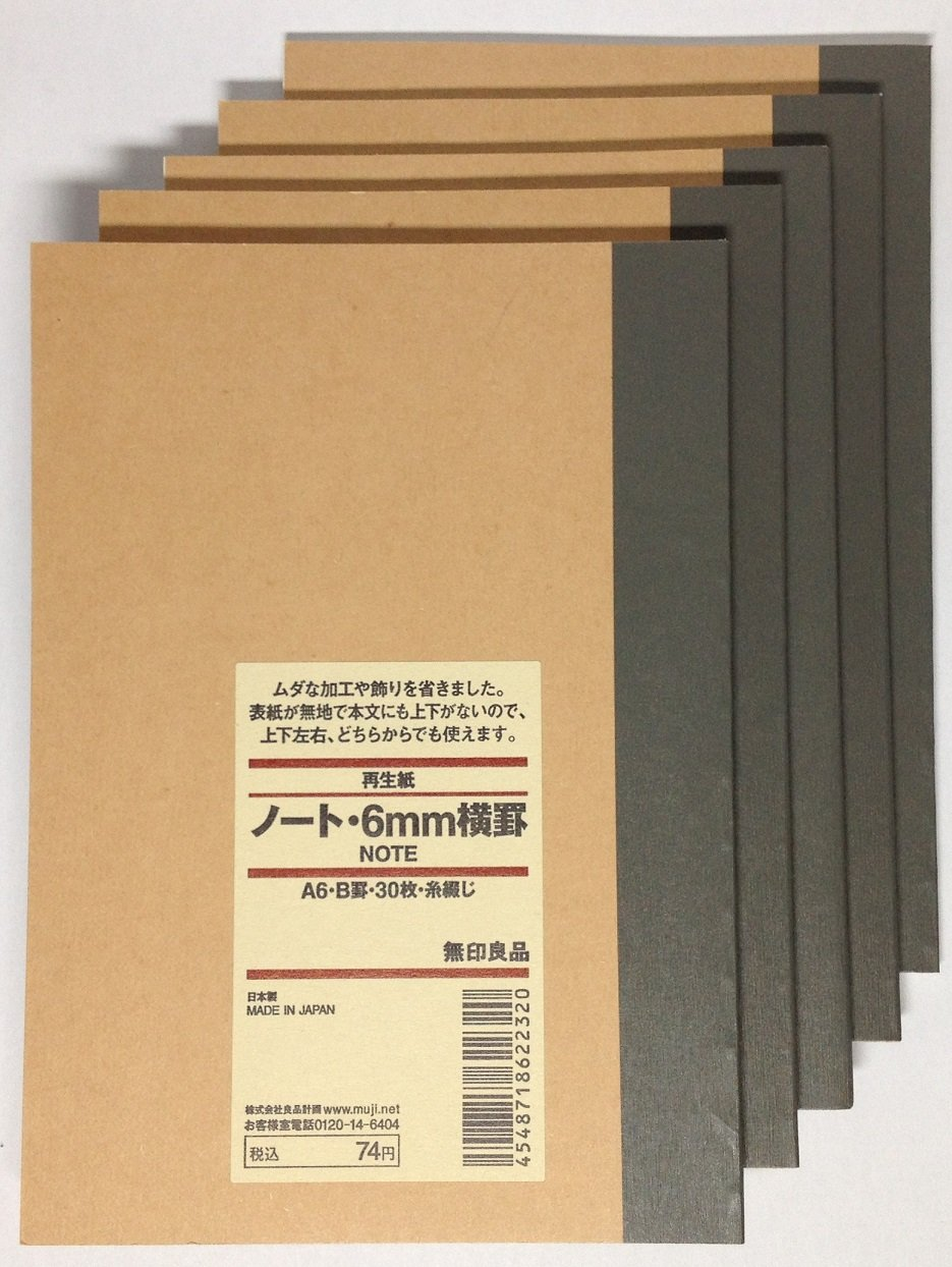Department Stores. Muji feature 1200