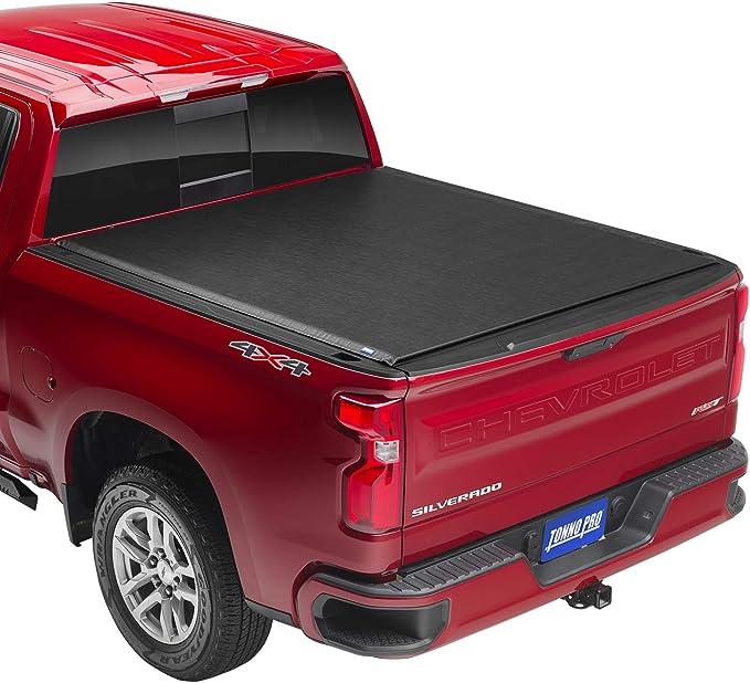 LR-3099 Fits 2009-2020 Ford F-150 Tonno Pro Lo Roll Utility Rail Bracket Kit