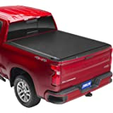 Tonno Pro Lo Roll, Soft Roll-up Truck Bed Tonneau Cover | LR-1045 | Fits 2014-18, 19 Ltd./Lgcy GMC Sierra & Chevrolet…