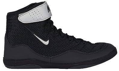 ab379621b7 Amazon.com | Nike Inflict Mens 325256-005 Size 14 | Wrestling