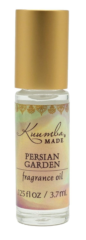 KUUMBA MADE Persian Garden Fragrance Oil Roll-On 1/8Oz 0.125 Oz